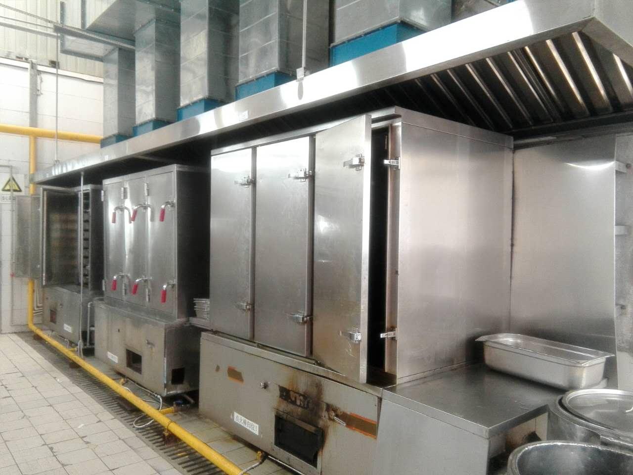 陕西厨房设备案例