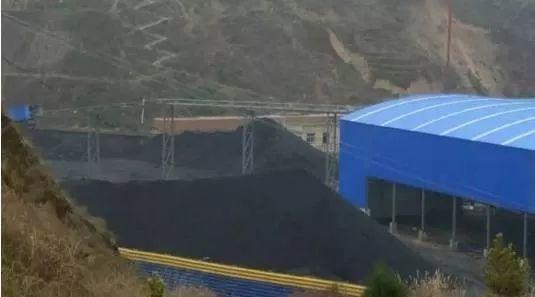 榆林横山煤矿