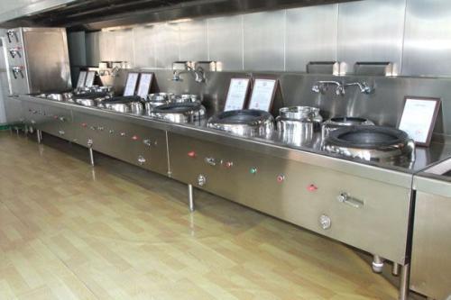 酒店不锈钢厨房设备的分类有哪些?