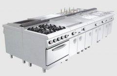 厨房设备积极研发节能环保产品